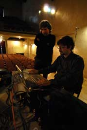 Alessio_Pisani_e_Mirio_Cosottini_auditorium_di_Montevarchi